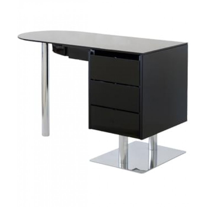 Стол Desk Excel Black С